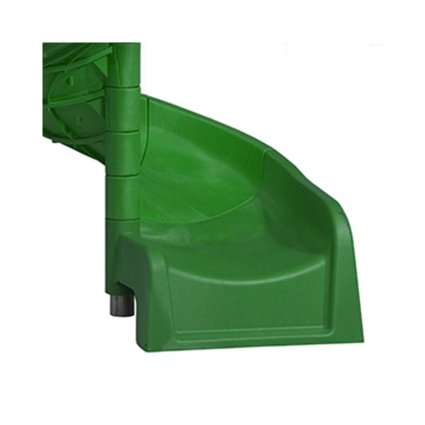 Tobogan Kbt spiralat verde inchis 3