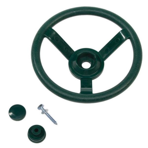 Volan KBT verde inchis